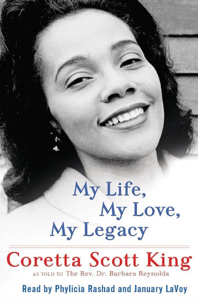 Coretta Scott King book