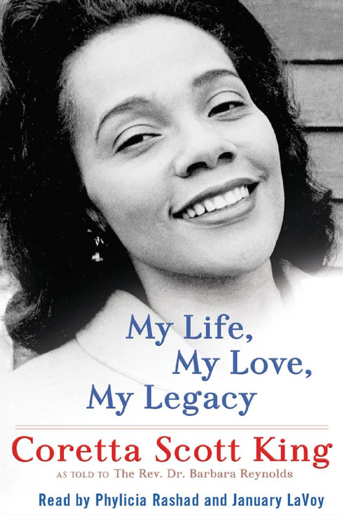 Coretta Scott King book