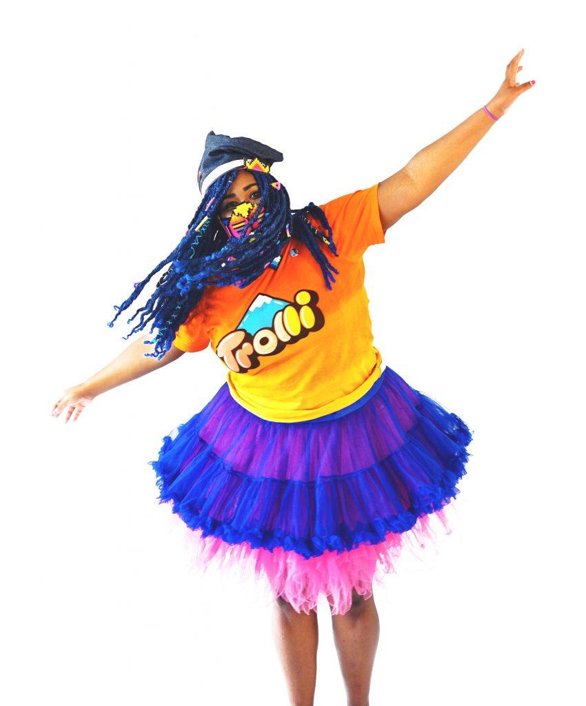 Momo Pixel #blkcreatives Hair Nah Creator