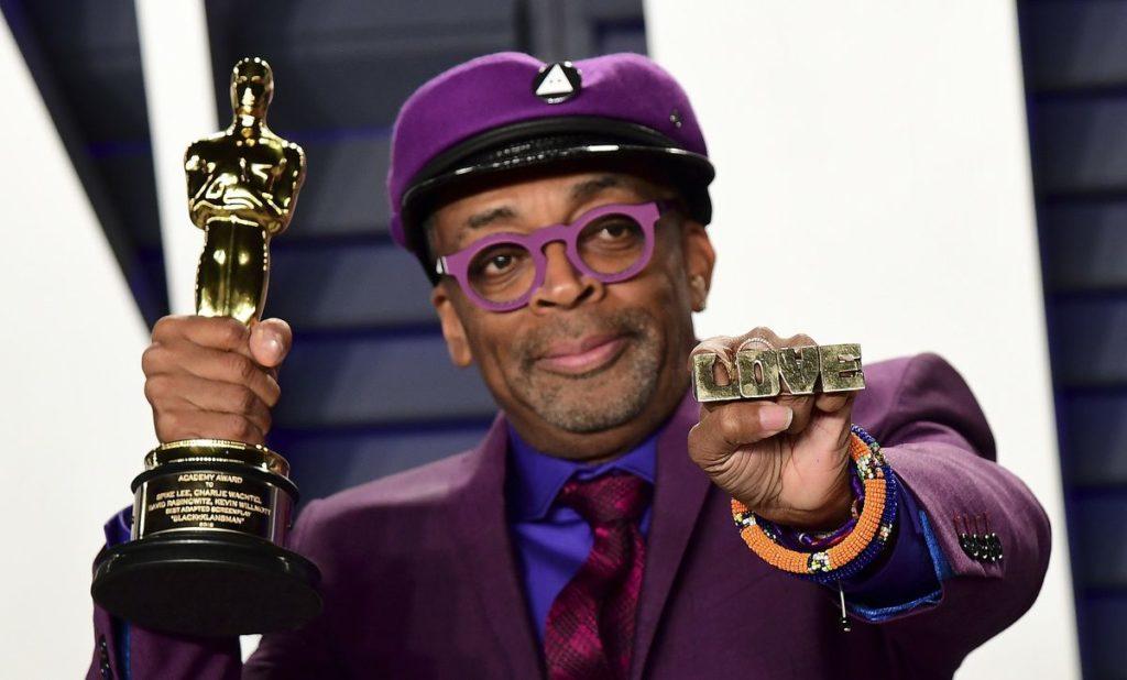 Spike Lee Respect Oscars Tee