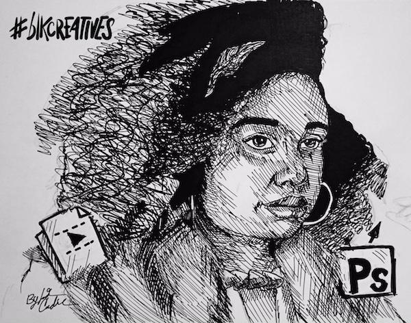 Jasmyn-Lawson-Netflix-blkcreatives-artwork-Jonathan-Carradine