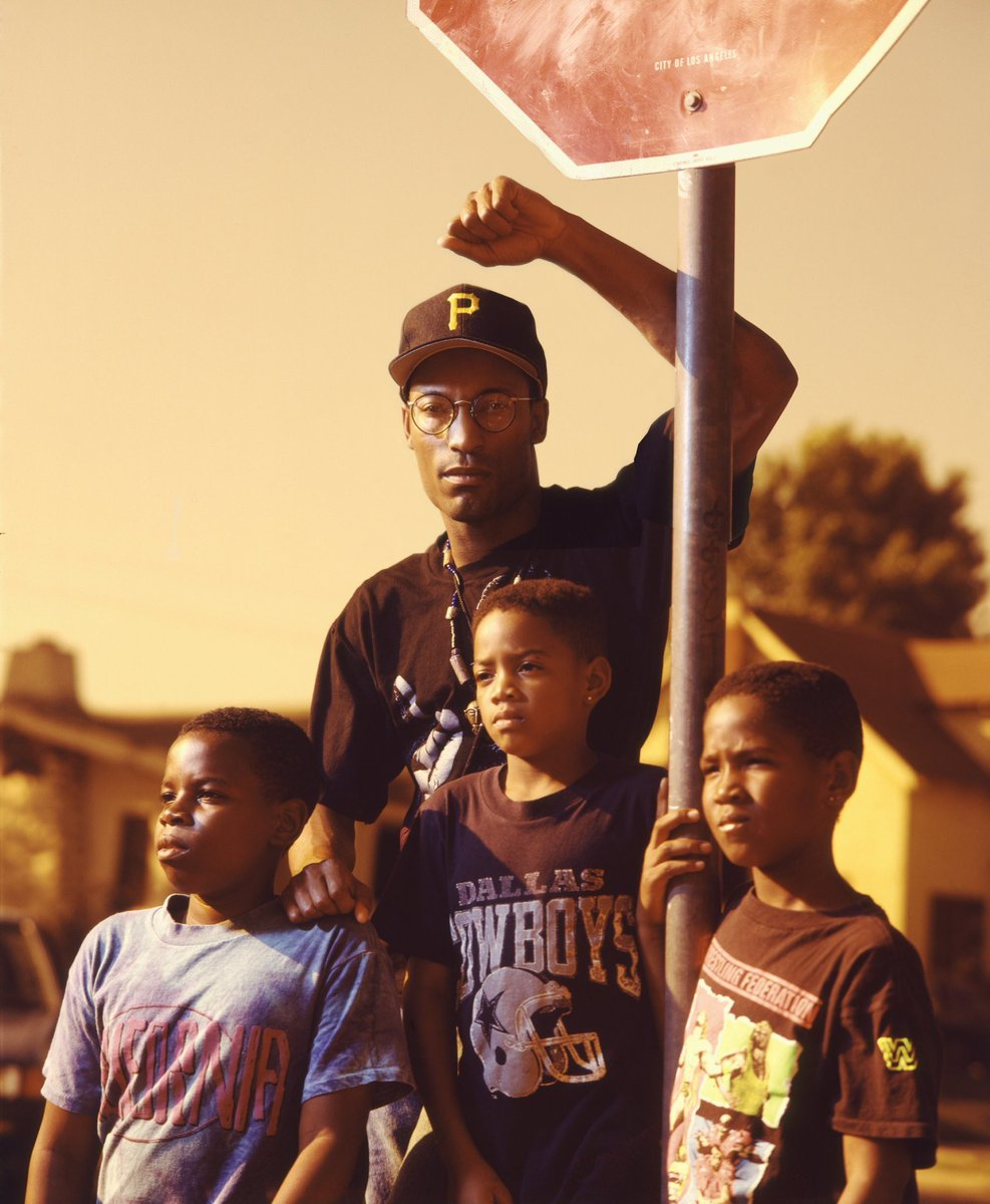 The Black Man Can John Singleton Brandon Frame #blkcreatives 4