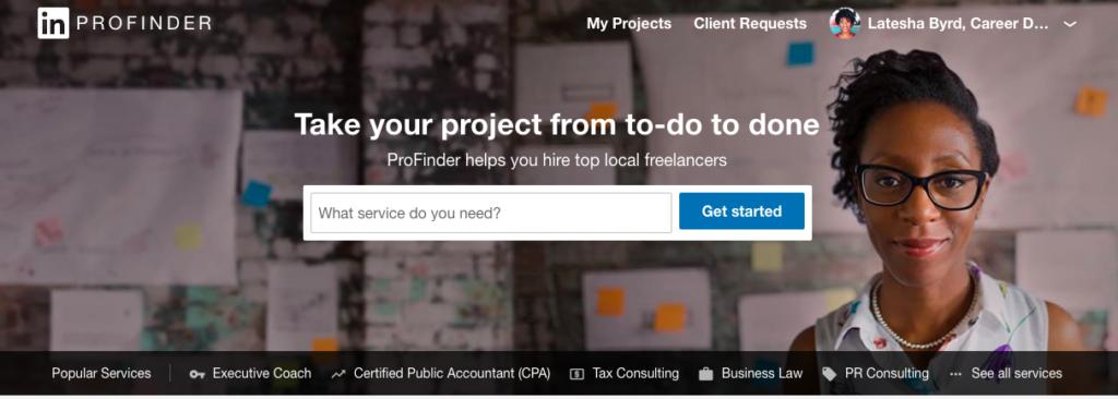 LinkedIn-Tip-For-Freelancers-and-Creatives-Latesha-Byrd-LinkedIn-Pro-Finder