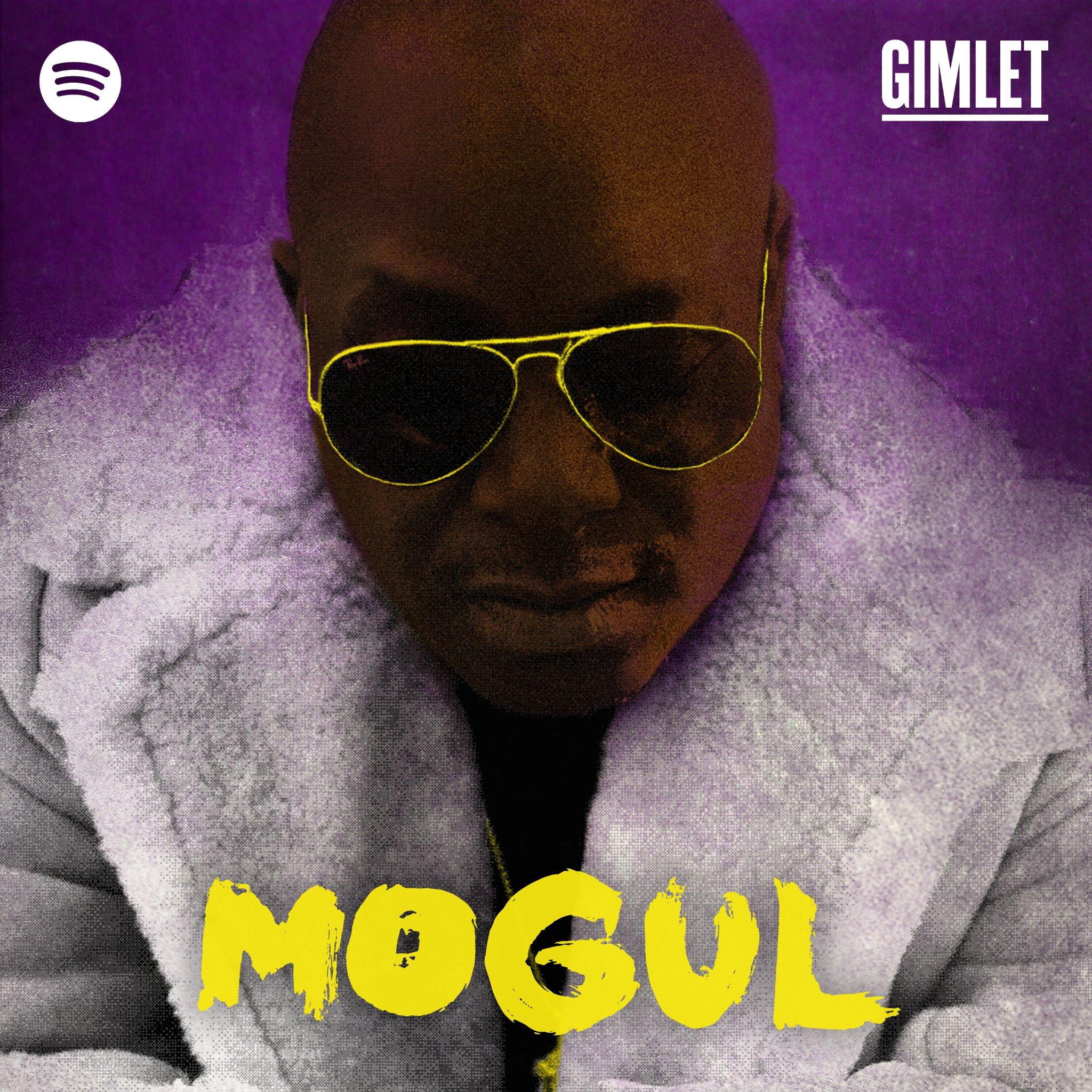 Reggie Osse Combat Jack #blkcreatives Mogul Podcast