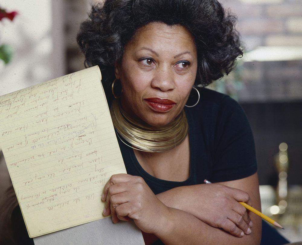 Toni Morrison #blkcreatives
