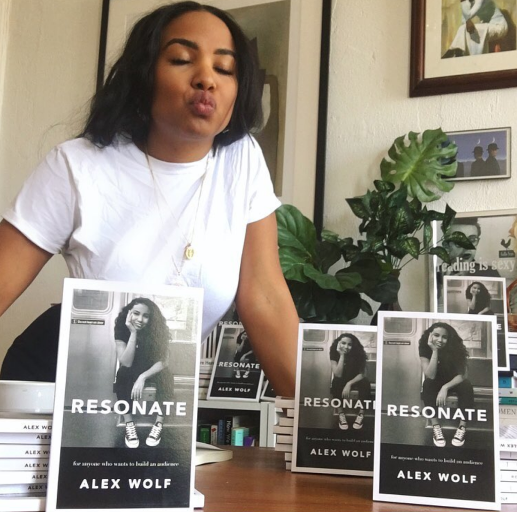 Alex Wolf Resonate blkcreatives Fall Reading List