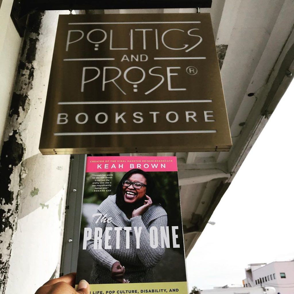 The Pretty One Keah Brown Morgan Gayle #blkcreatives Fall Reading List