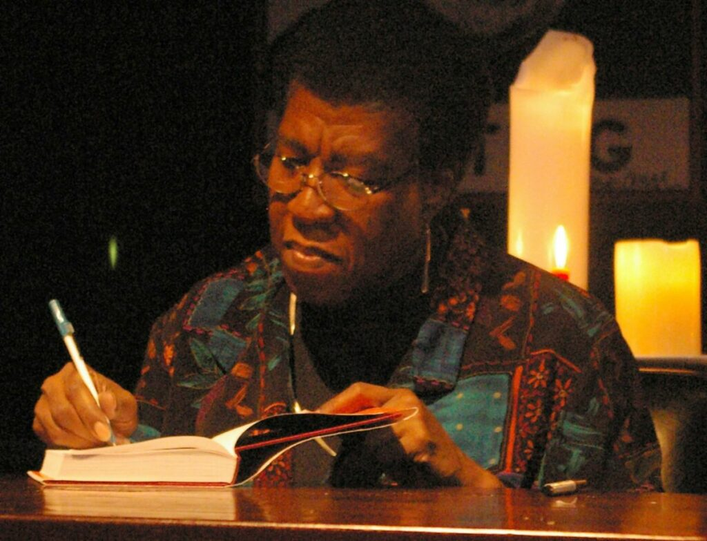 Octavia Butler #blkcreatives Sierra King Artist website