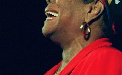 black joy Maya Angelou #blkcreatives Twitter Chat