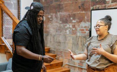 Atlanta The Culture LP #blkcreatives Square partnership Madhi Woodard