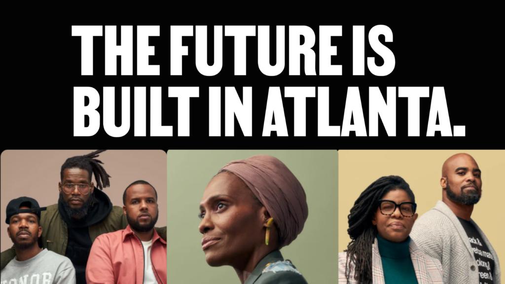 Square The Future Is Built In Atlanta relocating to Atlanta